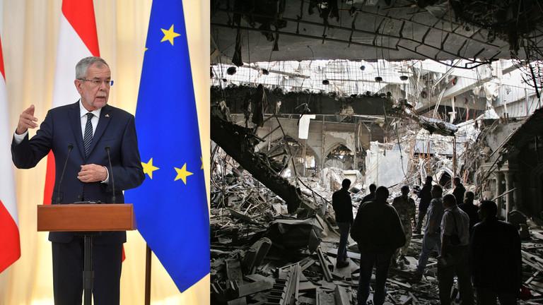 """РТ: """"Нико у Европи не жели други Ирак"""": Aустријски председник осудио """"провокативну"""" политику САД према Ирану"""