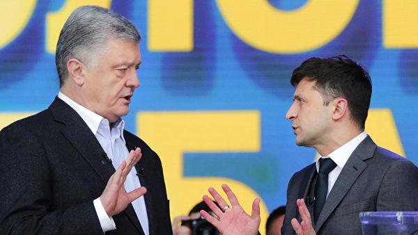 """Порошенко позвао Зеленског да """"ојача проукрајинску међународну коалицију која се супротставља агресији Русије"""""""