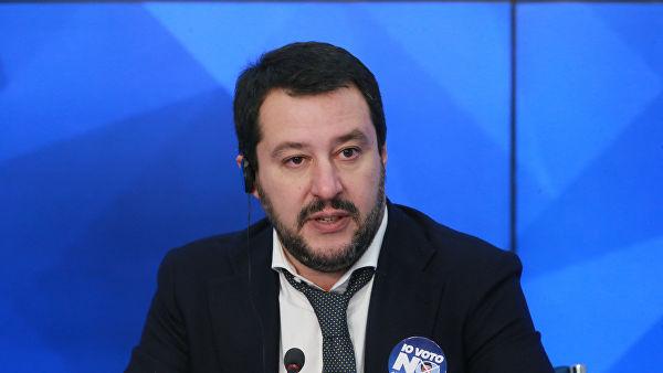 Салвини: Питање укидања санкција Русији уједињава све пристојне људе