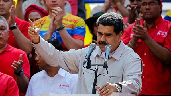 Мадуро наредио војсци да буде спремна да одбије агресију САД