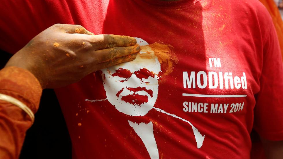 """РТ: """"Индија поново побеђује"""": Нарендра Моди прогласио победу на изборима"""