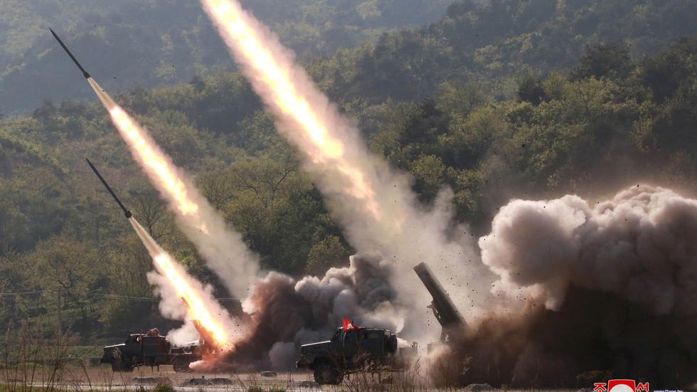 """РТ: Пјонгјанг је тестирао """"мало оружје"""" које је узнемирило """"моје људе"""" али не и мене - Трамп"""