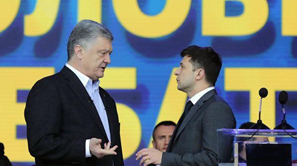 """Porošenko posavetovao Zelenskog da ne čeka """"podsticaj javnosti"""" u vezi s oslobađanjem ukrajinskih mornara"""