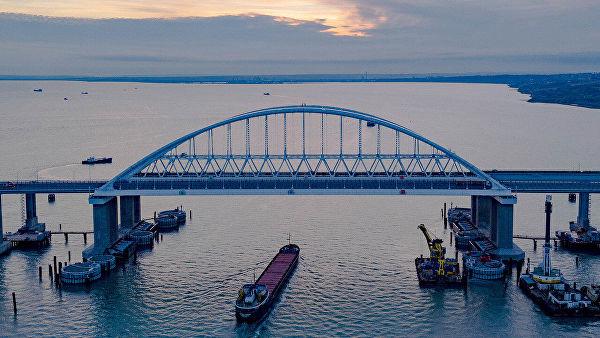 Кијев намерава да тражи међународни статус за Керчски мореуз