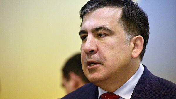 Сакашвили поново у Украјини