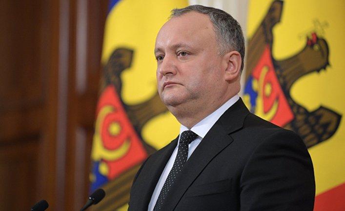 Уставни суд Молдавије одузео овлашћења председнику