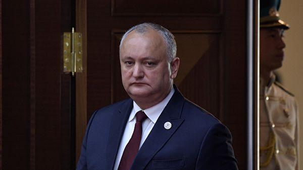Молдавски председник поништио декрет о распуштању парламента