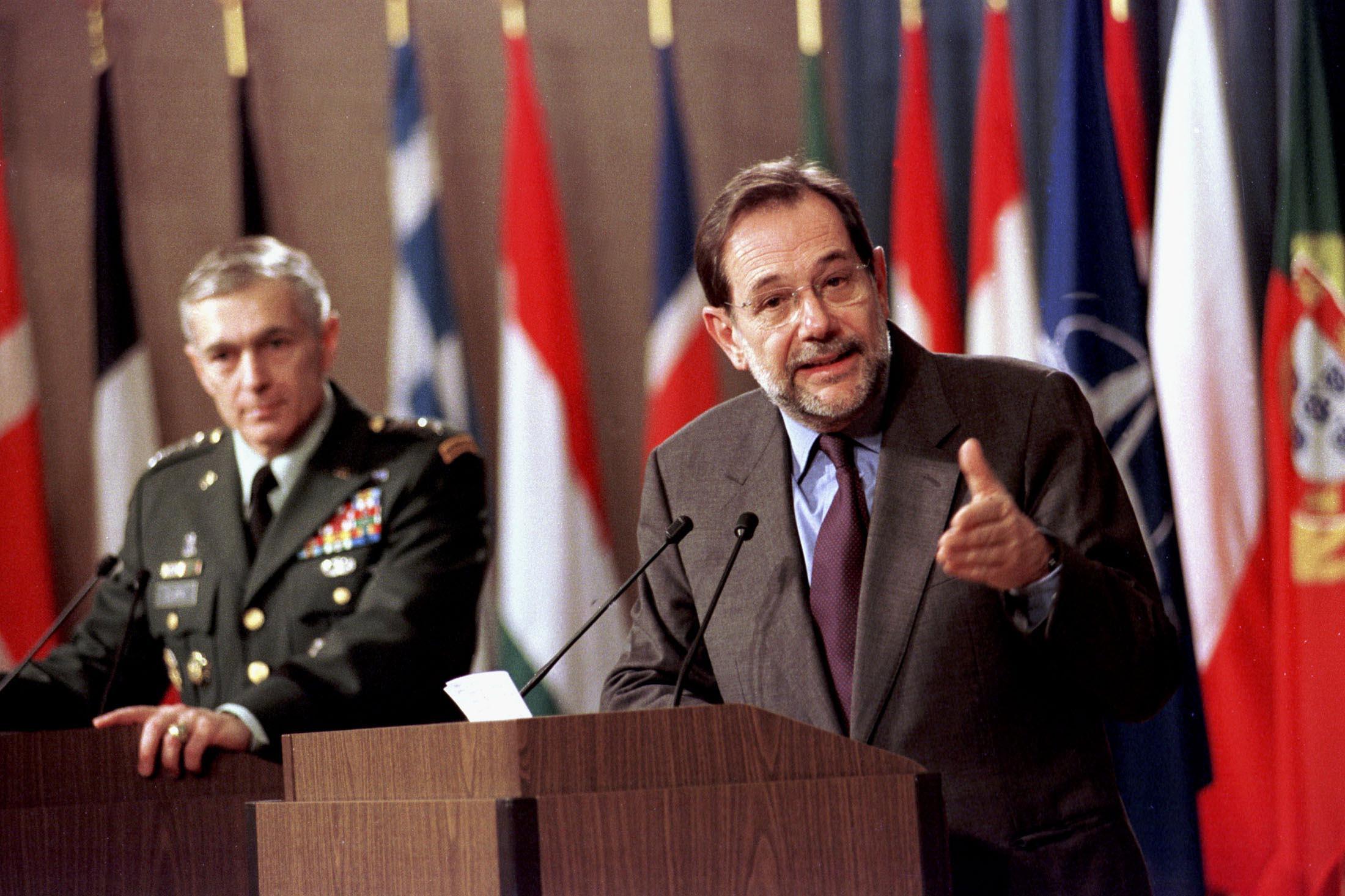 Весли Кларк: Поносан сам што су САД окончале етничко чишћење на Косову