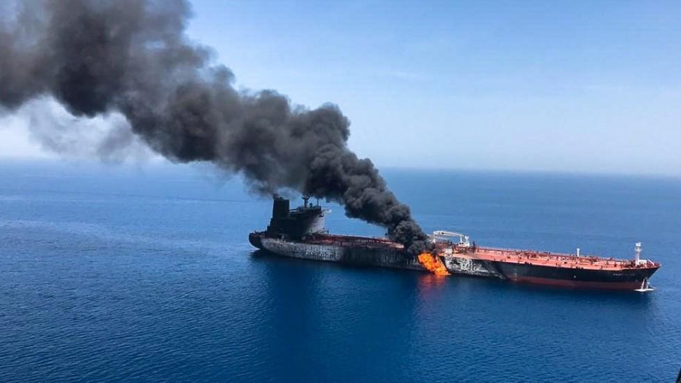 "RT: Saudijska Arabija okrivila Iran za napade na tankere, ali ne želi ""regionalni rat"""