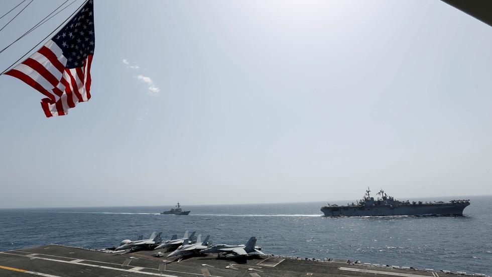 """РТ: Пекинг упозорио против """"отварања Пандорине кутије"""" на Блиском истоку док расту тензије између САД и Ирана"""