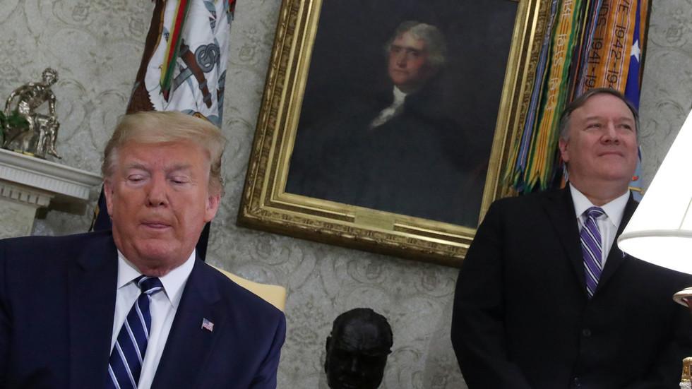 RT: SAD planirale da gađaju tri lokacije kao odgovor Iranu, rekli su da bi 150 ljudi poginulo - Tramp