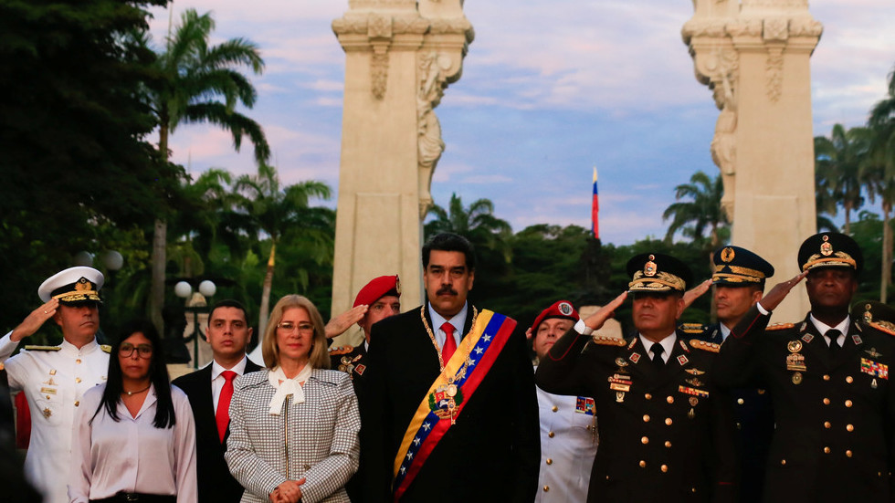 """РТ: Венецуела осујетила """"атентат на Мадура и државни удар"""""""