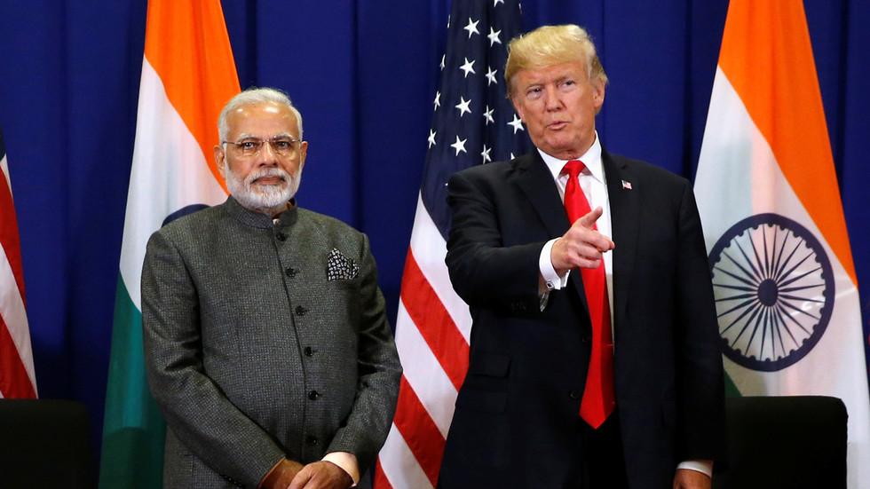 """РТ: Трумп захтева да Индија укине """"неприхватљиве"""" царине, одмах након шармантне офанзиве Помпеа"""