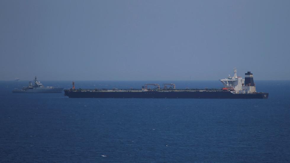 РТ: Ако Британија одбије да пусти брод, дужност Ирана је да заплени британски танкер - ирански генерал.