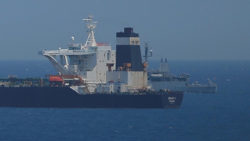 РТ: Техеран инсистира на моменталном ослобађању брода, Лондон дао услове
