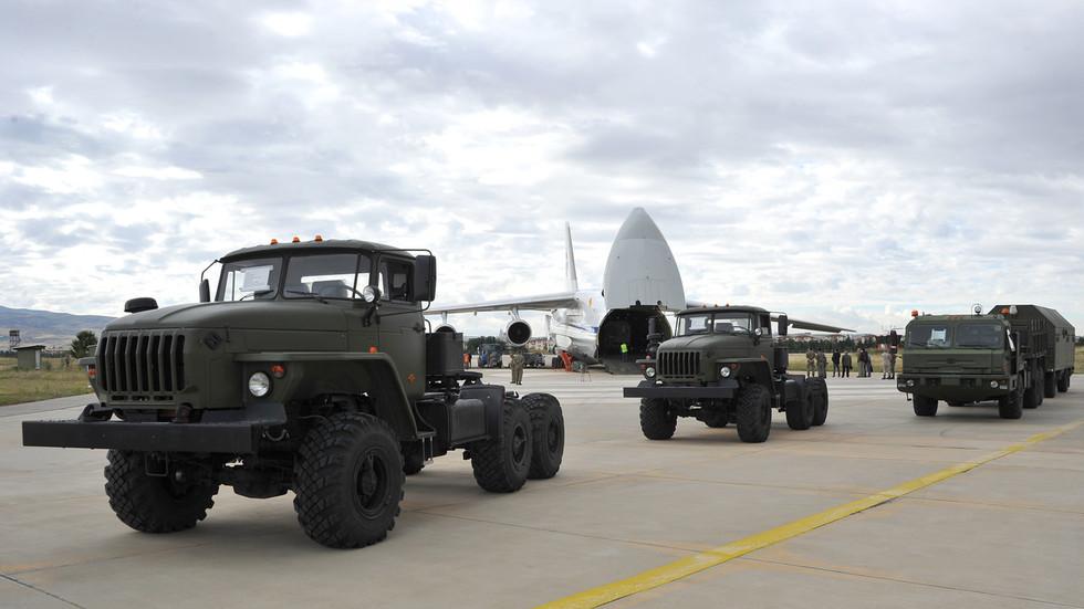 """РТ: Трумп """"не разматра"""" санкције против Турске због С-400 ... барем не сада"""