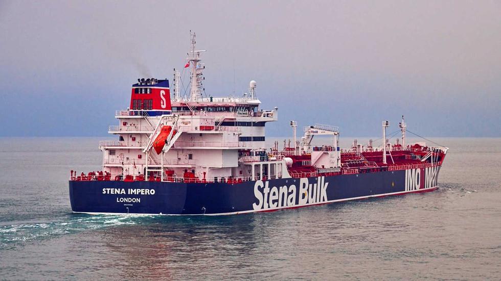 "РТ: Лондон упозорио Техеран на последице због ""неприхватљиве"" заплене танкера"