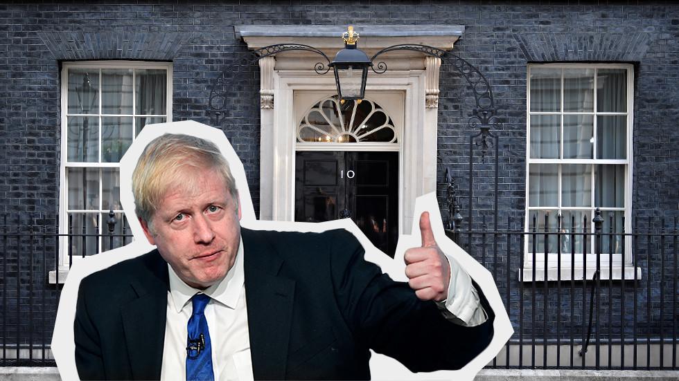 РТ: Борис Џонсон изабран за новог британског премијера