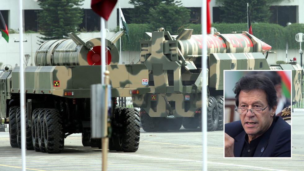 """РТ: """"Нуклеарни рат није опција"""": Пакистански премијер би се одрекао нуклеарних бомби ако би то учинила Индија"""