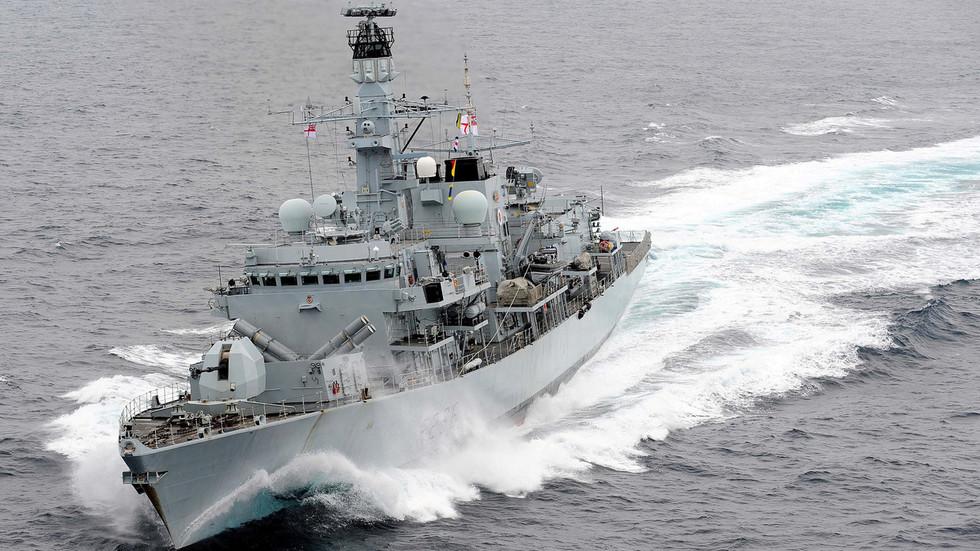 РТ: Лондон позива на стварање армаде под вођством ЕУ у Персијском заливу због напетости с Ираном