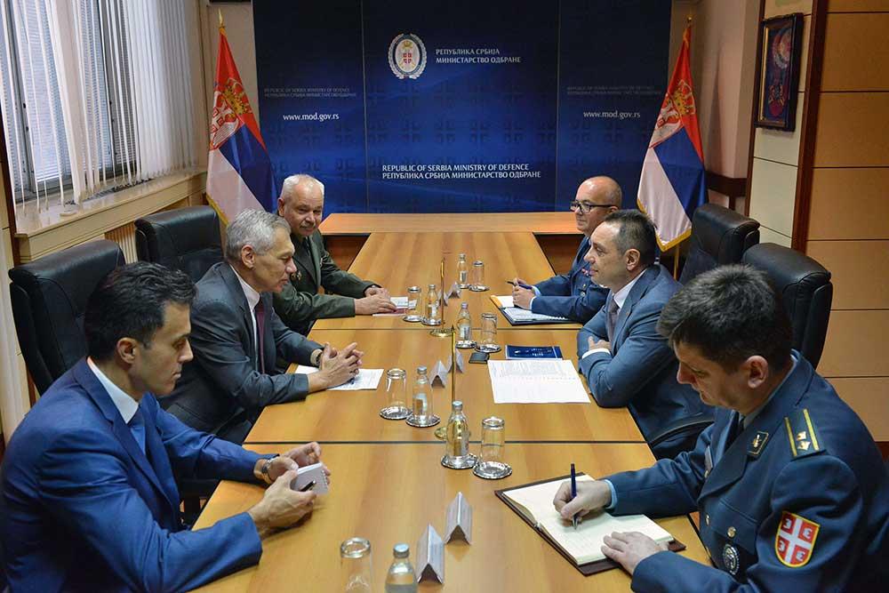 Војна сарадња један од најуспешнијих аспеката сарадње Србије и Русије