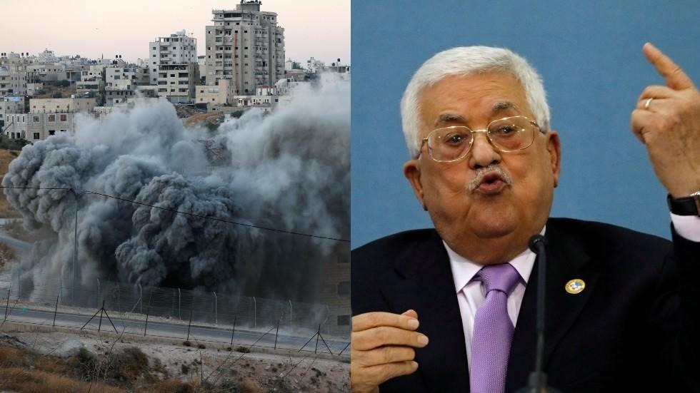 РТ: Абас суспендовао све споразуме с Израелом