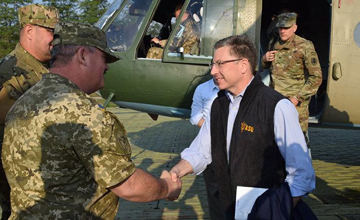 Волкер: Постоји могућност учешћа Трампа у преговорима за решавање сукоба у Донбасу