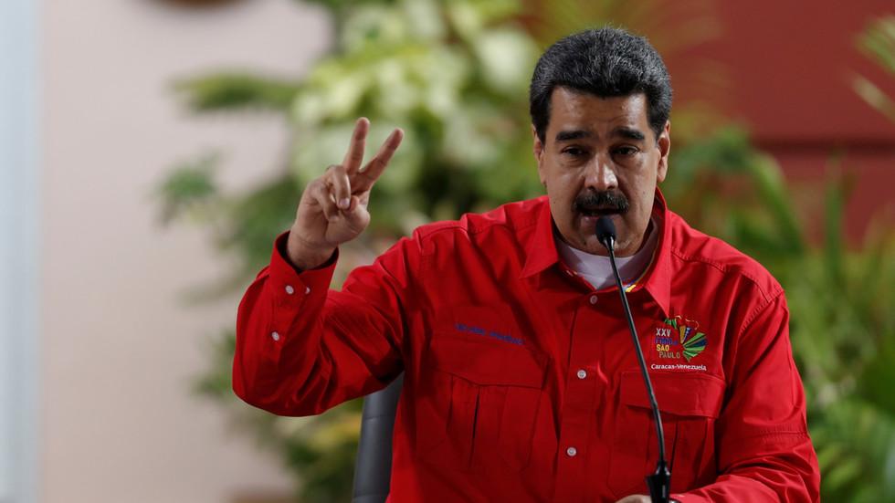 РТ: Венецуела спремна за борбу ако Трамп уведе блокаду - Мадуро