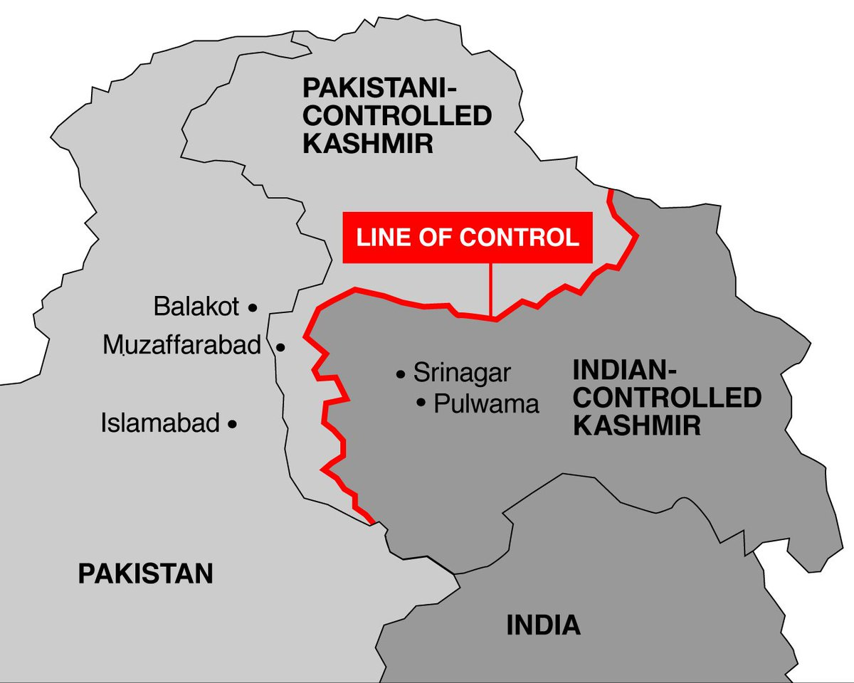 Индија укида специјални статус државама Џаму и Кашмир