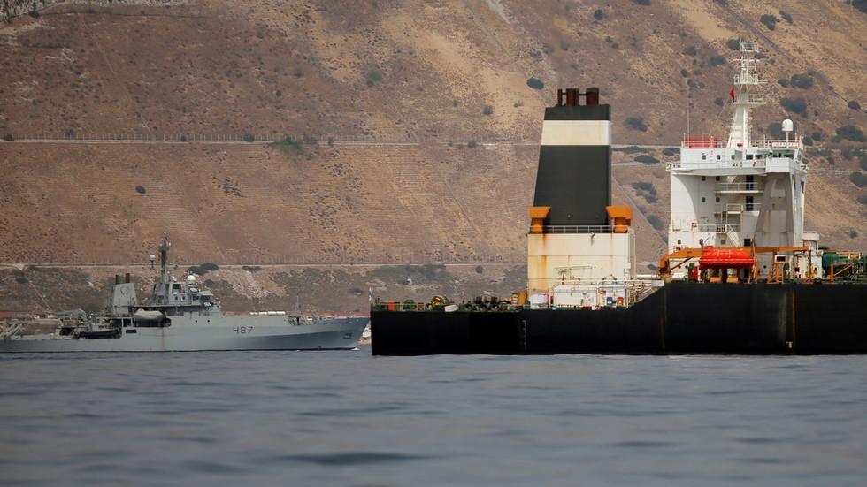 """РТ: Пронашли једног! Помпео хвали """"поморског стручњака"""" Велику Британију за учешће у антииранској флоти"""