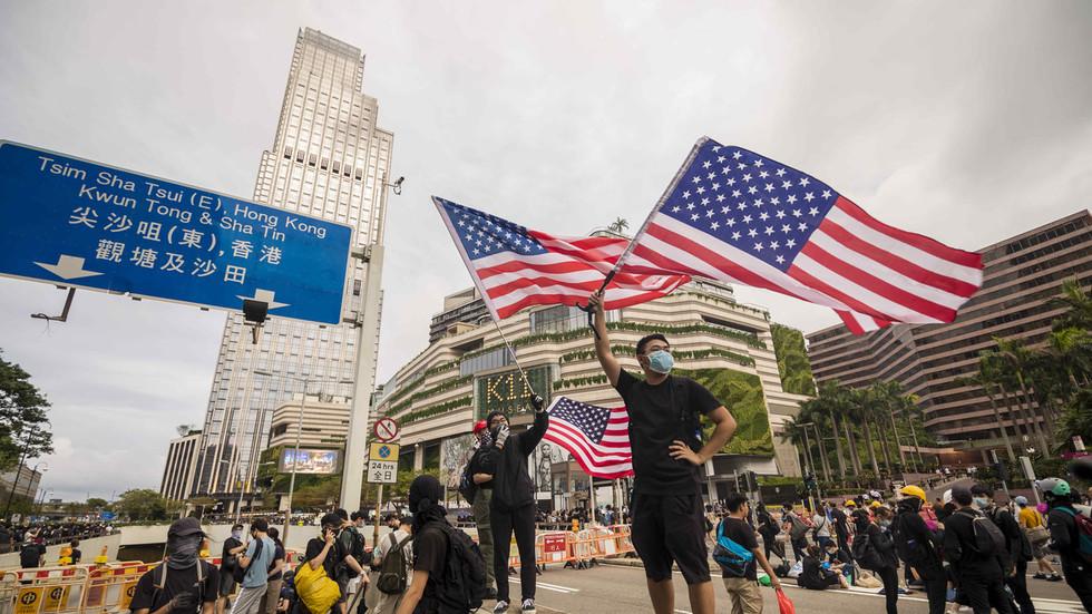 """RT: """"Pripazite na jezik i ne mešajte se"""": Peking osudio i upozorio Vašington na mešanje u unutrašnje poslove"""