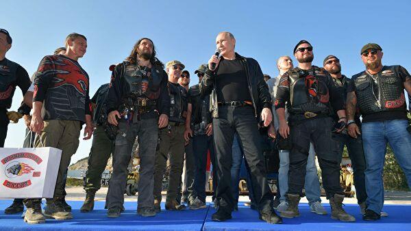 Украјина протестује због посете председника Путина Криму