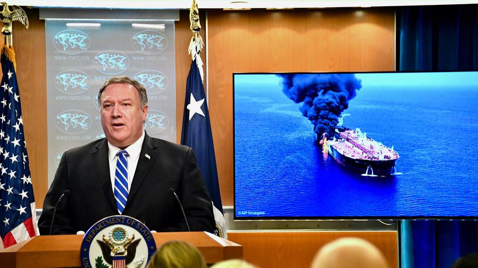 РТ: Помпео: Сат откуцава, позивамо наше савезнике и партнере да појачају притисак на ирански режим