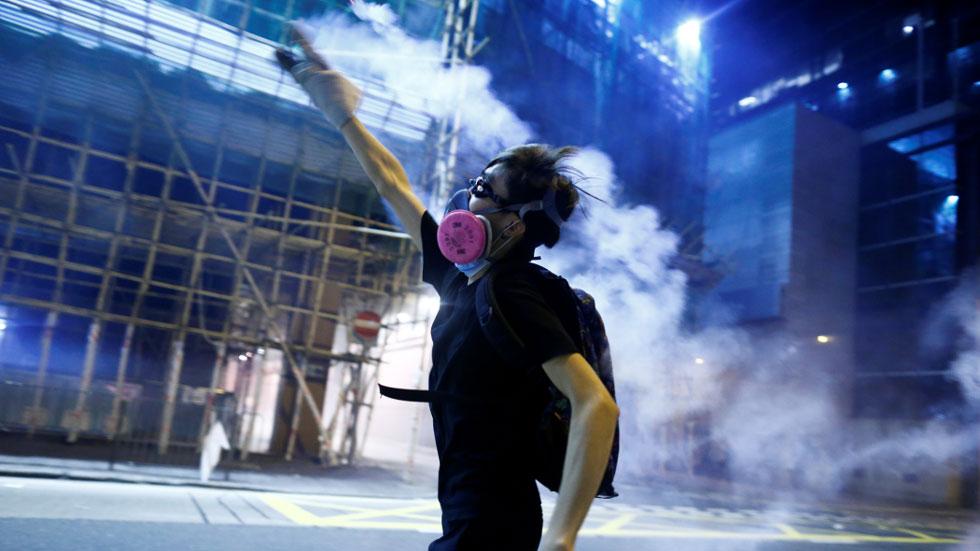 РТ: САД безумно умешане у криминалне антикинеске активностиу у Хонг Конгу