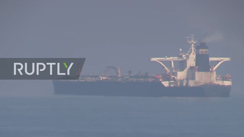 Američki sud naredio zaplenu iranskog tankera nakon što ga je Gibraltar pustio