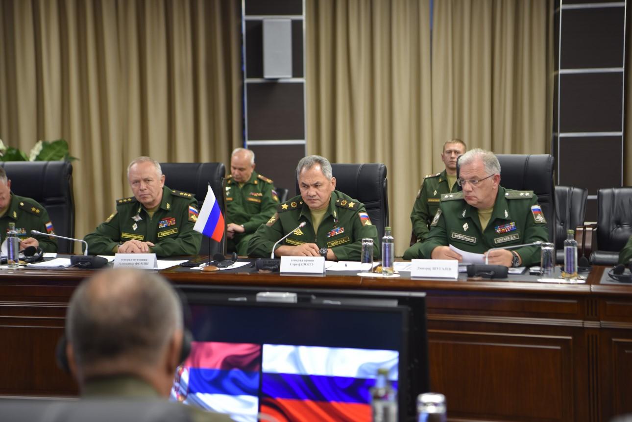 Шојгу: Важно је што се развија војно-техничка сарадња Русије и Србије