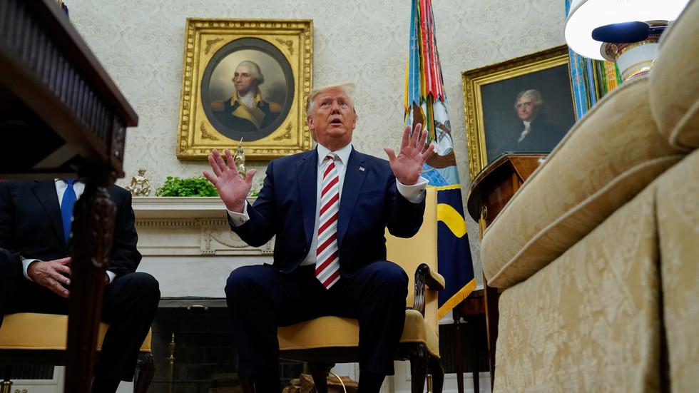 РТ: Трамп саопштио да би могао подржати повратак Русије у Г8