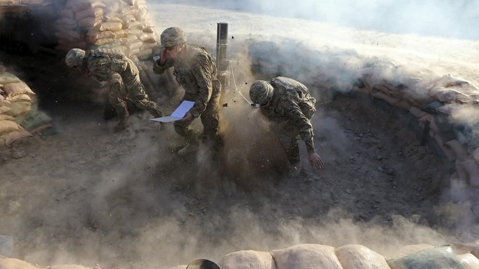 РТ: Русија, Иран, Индија, Пакистан или Турска морају сносити терет борбе против терориста у Авганистану - Трамп