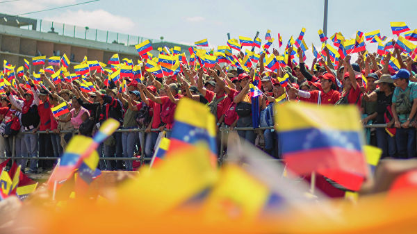 """Opoziciona skupština Venecuele proglasila """"nevažećim"""" novi sporazum o vojnoj saradnji sa Rusijom"""