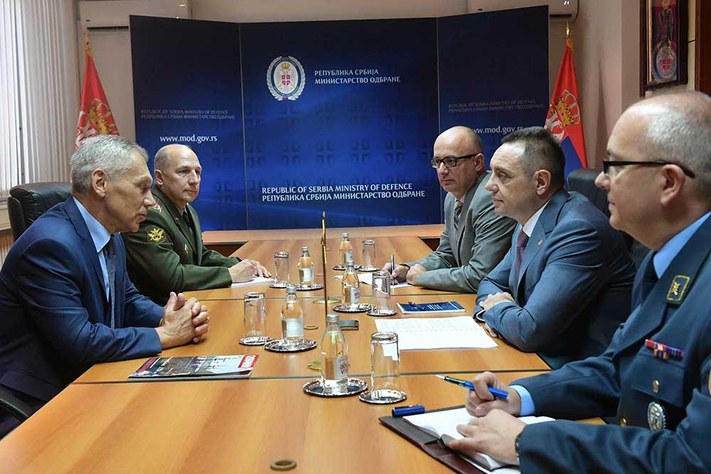 Bocan-Harčenko: Rusija ceni principijelnu politiku koju Srbija vodi samostalno i nezavisno
