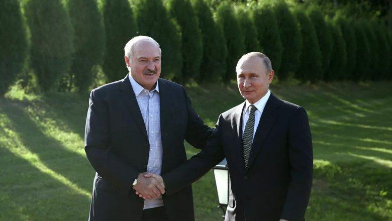 Путин и Лукашенко ће у децембру усвојити програм интеграције две земље