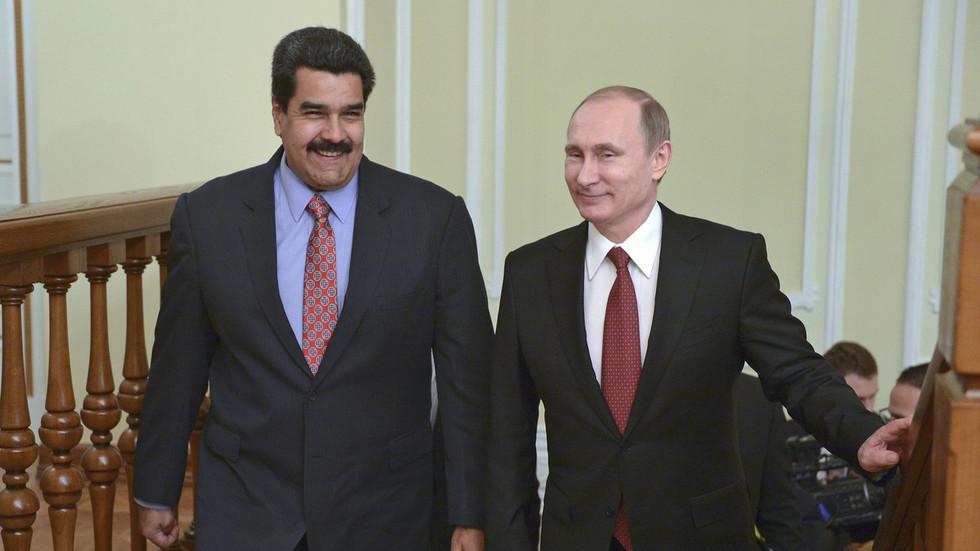"""РТ: Мадуро креће у посету Русији """"за неколико сати"""""""