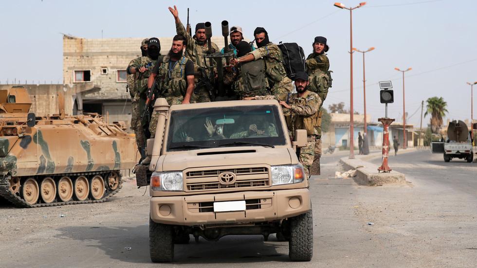 """РТ: Пентагон ће """"притиснути савезнике НАТО-а да санкционишу Турску"""" због операције у Сирији"""