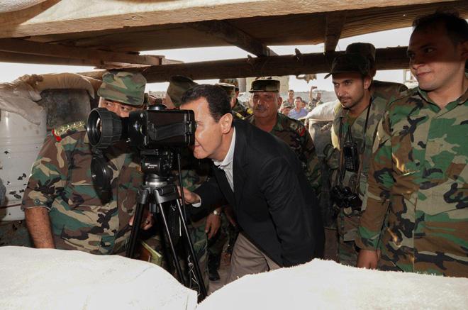 Асад: Ердоган је лопов који је крао фабрике, пшеницу и нафту, а данас краде земљу