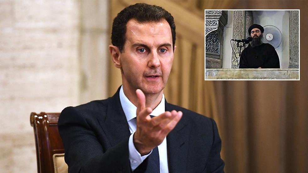 РТ: Терористи су читаво време само америчко оруђе, а режисер целог сценарија је исти, Американци - Асад