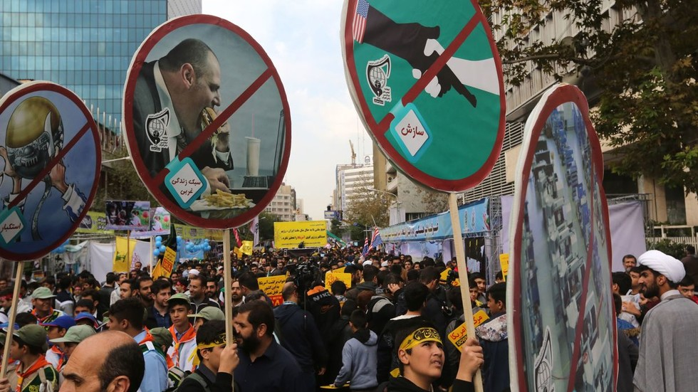 РТ: САД увеле санкције Генералштабу иранске војске и сину врховног вође на 40. годишњицу заузимања америчке амбасаде