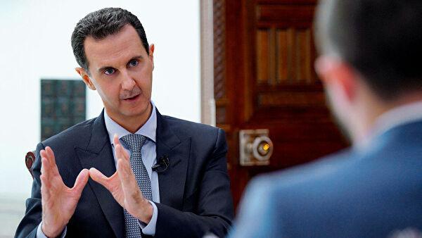 Асад: САД изграђене као политички режим на бандитским групама