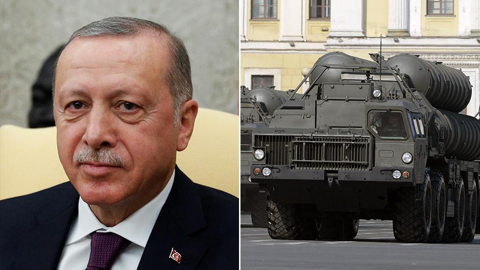 """РТ: Ердоган """"не жели да науди односима с Русијом"""" због Трамповог захтева да одустане од руских ПВО система"""