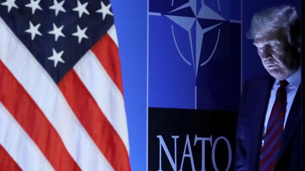 """RT: """"Tramp će pokušati da ubedu saveznike da povećaju troškove za odbranu na samitu NATO-a"""" - Bela kuća"""