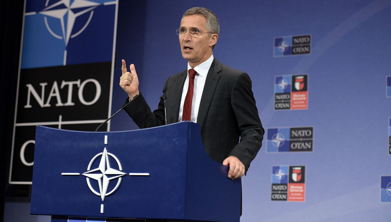 Столтенберг: Русија се агресивно понаша према Украјини и Грузији